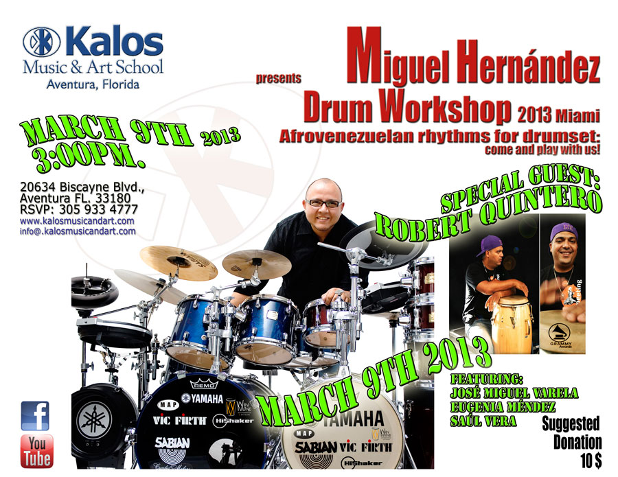 Miguel-Herna´ndez-Drum-Work