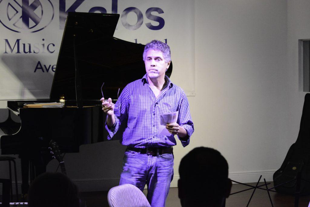 Pedro Castillo Recital