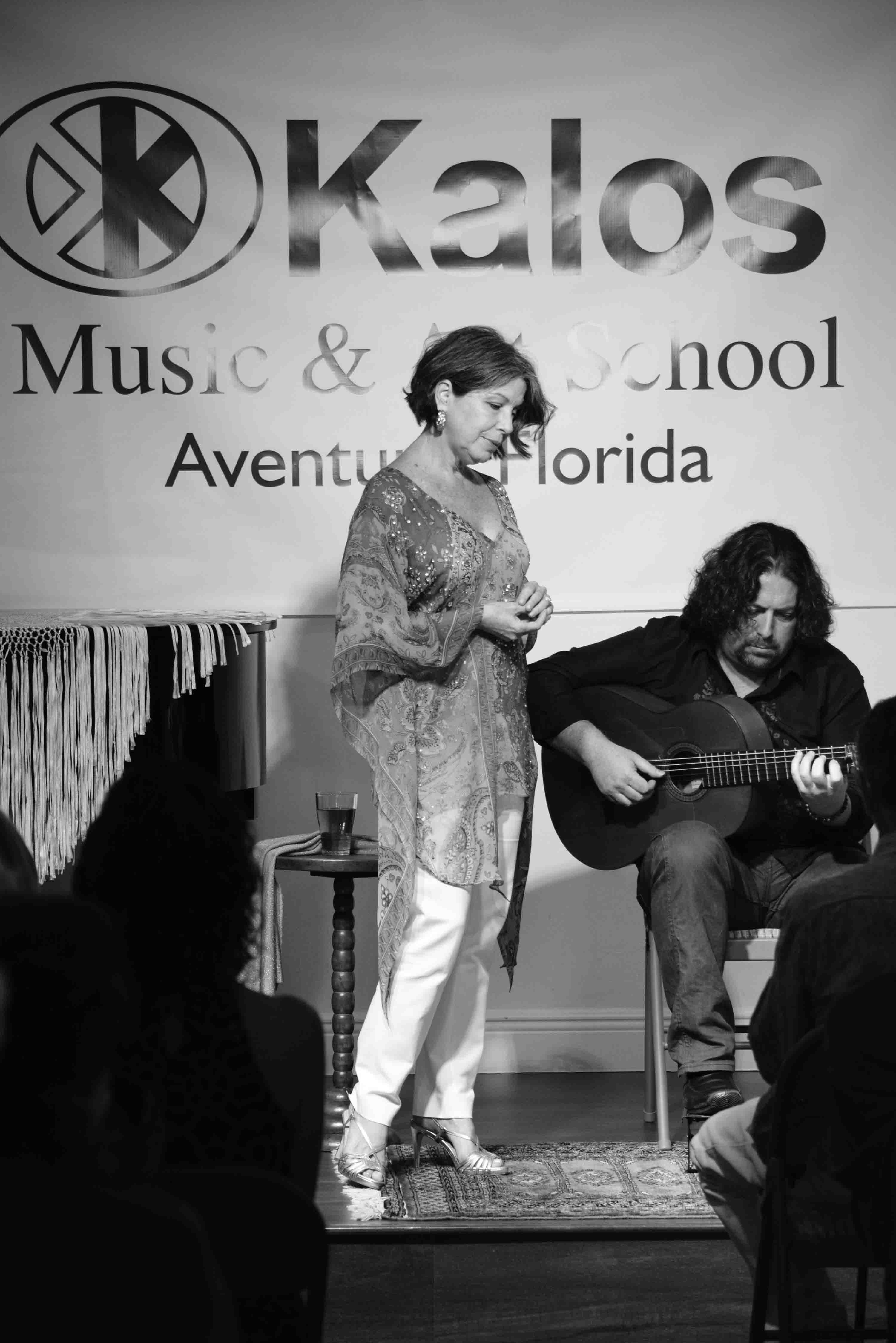Susan Behar Y Jlr Saul Vera 25 Kalos Music Art School