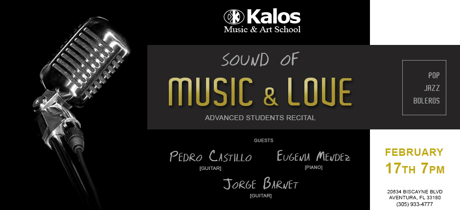 Sound of Music & Love